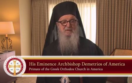 Reflections on the 50th Anniversary of the March on Selma by His Eminence Archbishop Demetrios
